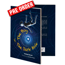 The Boy in The Dark Hole (Pre-order| Delivery start after 20 oct 2020 )