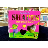 Stenciling Book - Shapes