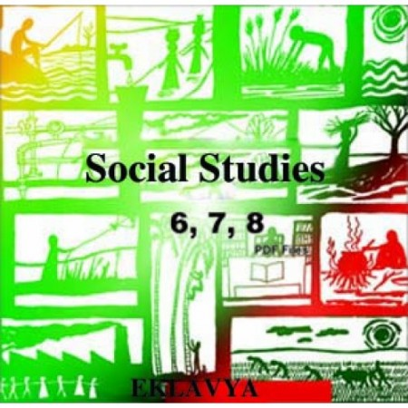 Social Studies Class 6, 7 & 8 in CD