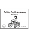 Building English Vocabulary – set of 6 books