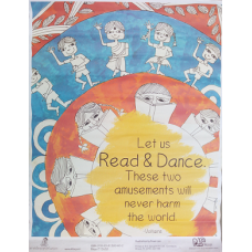A set of 3 Reading Posters
