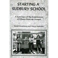 Starting a Sudbury School